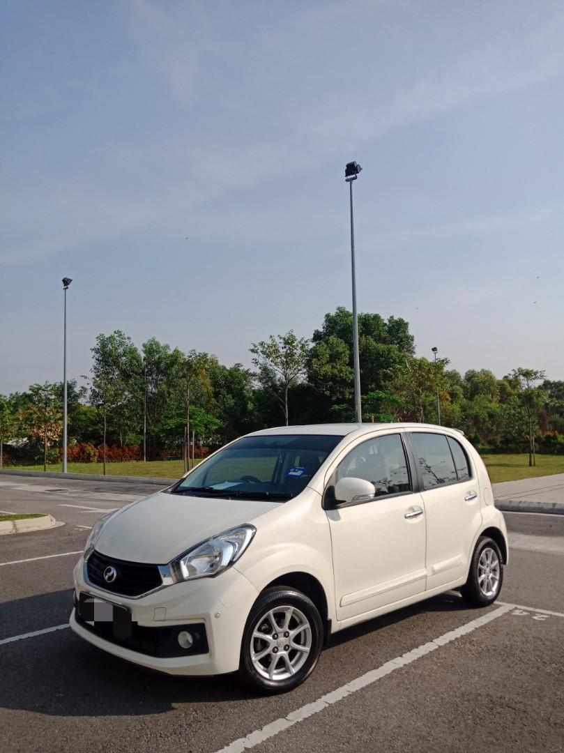 Perodua Bezza 1.3 (A) Kereta Sewa Murah Selangor KL