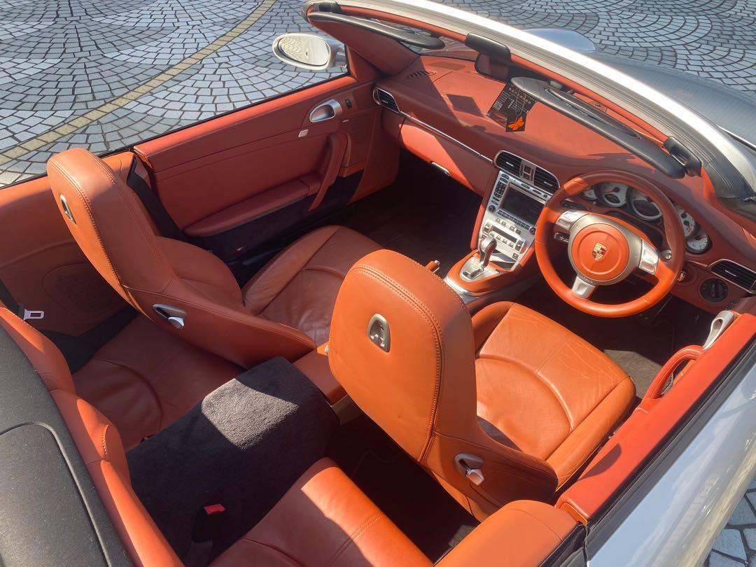 Porsche Carrera 997 C4S Auto