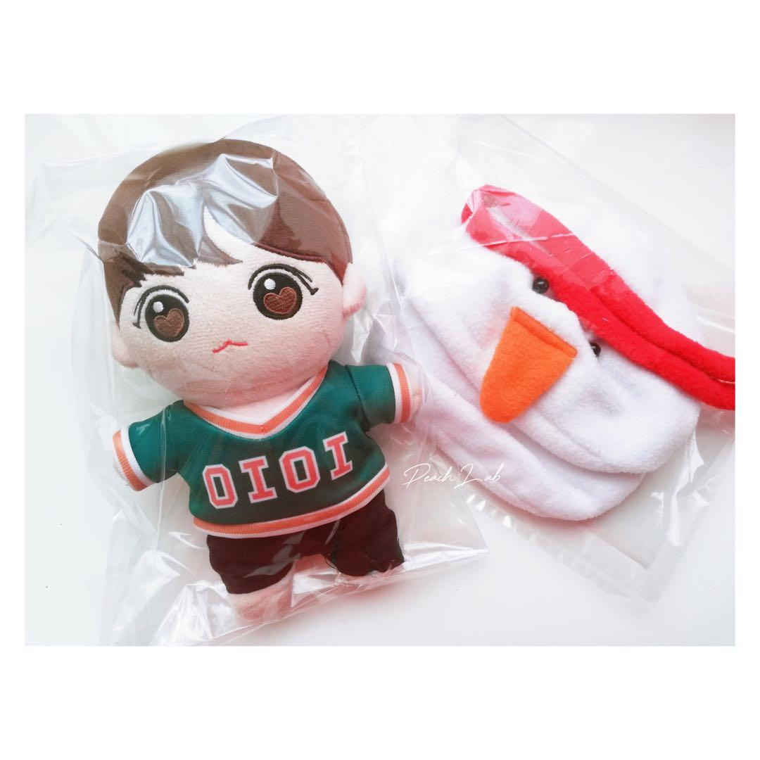 [Ready-stock] BTS Jungkook 20cm Baby Jungkook Doll