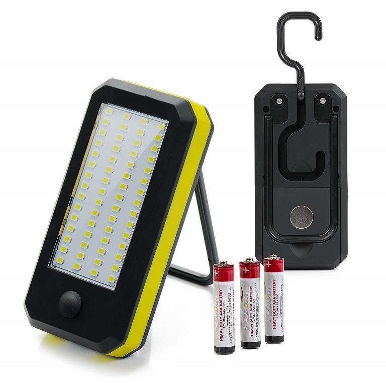 Smart Utlility Light 900 Lumens Extreme Brightness LED Work-light Flashlight
