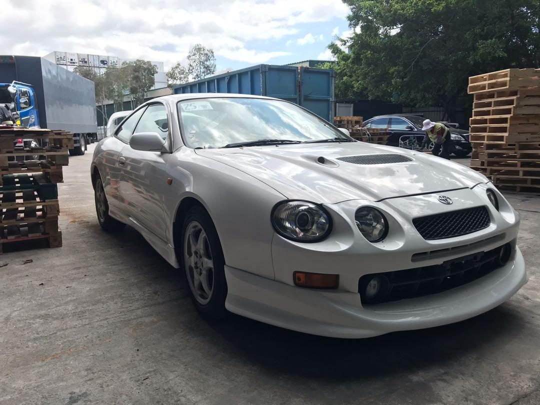 Toyota Celica GT4 st205 Manual