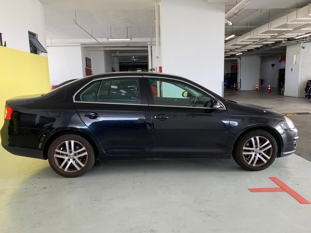 Volkswagen Jetta HAPPY MONDAY!! JUST IN with the most Fuel Eficient & Spacious car. Cheapest rental in town with just $500 Deposit driveoff immediately. Whatsapp 8188 8616 now to reserve!