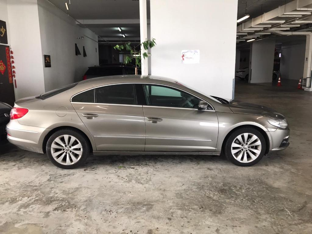 Volkswagen Passat HAPPY MONDAY!! JUST IN with the most Fuel Eficient & Spacious car. Cheapest rental in town with just $500 Deposit driveoff immediately. Whatsapp 8188 8616 now to reserve!