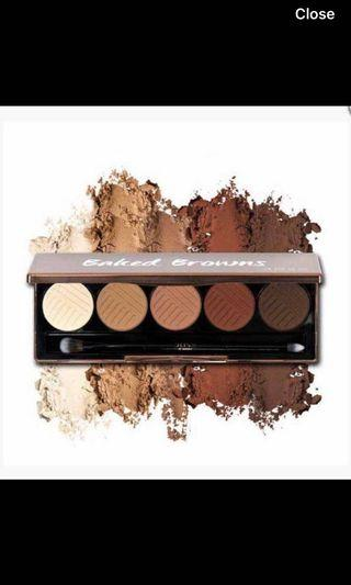 Dose of colours Baked Browns Palette