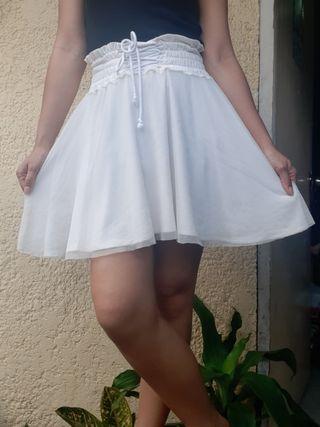 Korean Chiffon Skirt