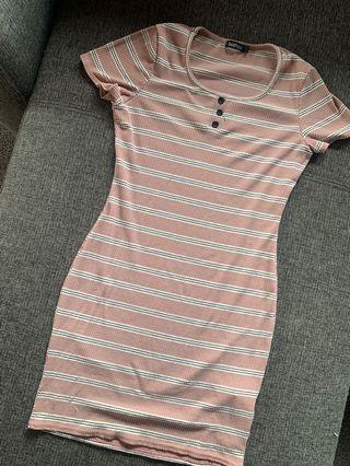 Cute stripe dress