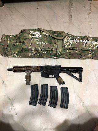 MK18 Replica Non-Firing Blaster/Gun Taidi