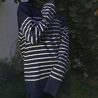 stripped shirt uniqlo