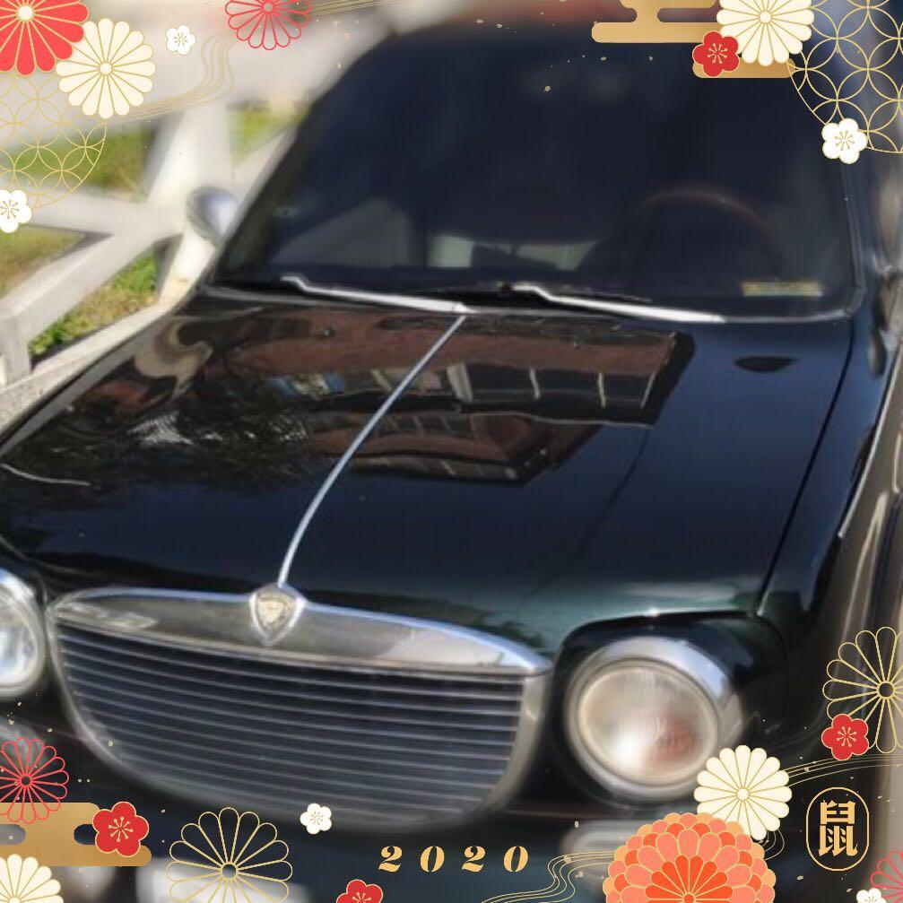自售1998小車復古