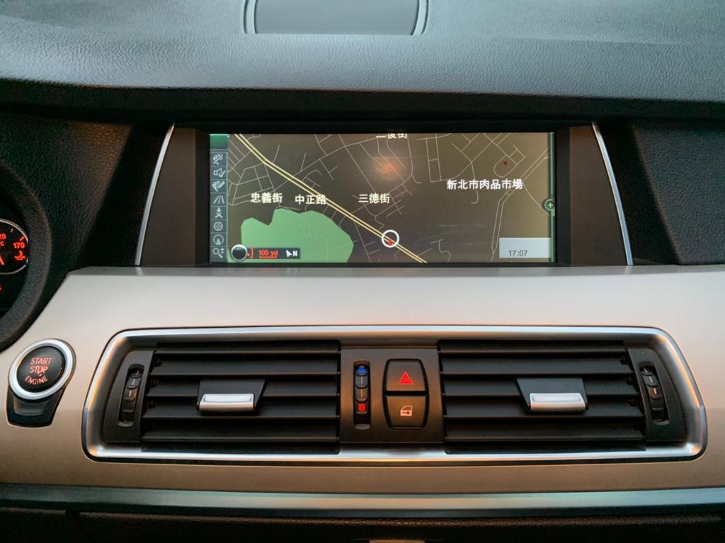 正2010年 總代理BMW 斜背獵跑 535GT 3.0汽油雙渦輪 全車爆改550外觀 保證實車實價74.8萬!