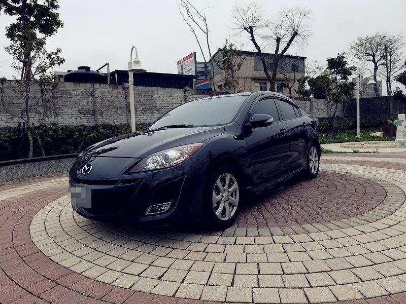 2011/Mazda/馬自達3/2.0cc/黑