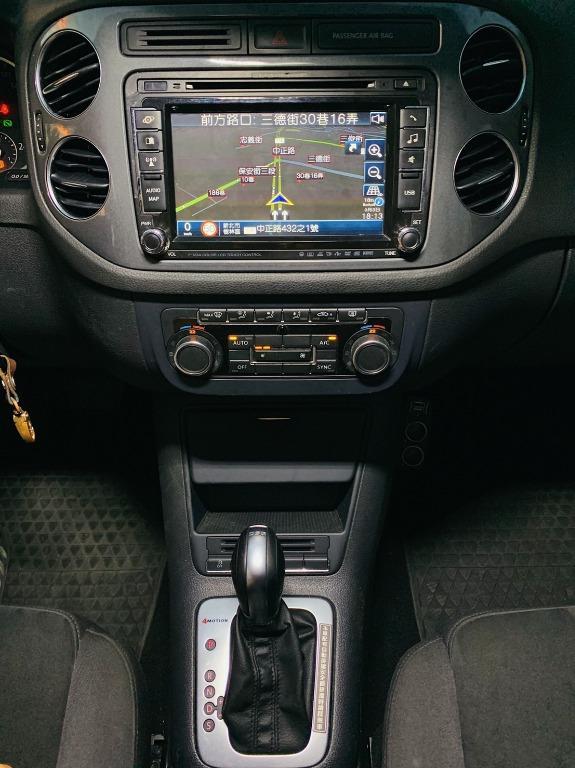 正2015年出廠 福斯 Tiguan 總代理一手車 全原廠保養 里程準錶5萬公里 保證實車實價64.8萬!