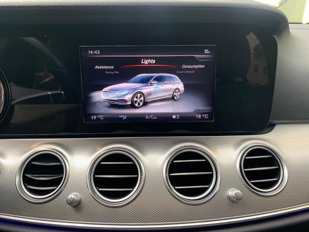 正2017年式 時下熱門旅行車 最新款 W213 Benz E200t Estate 只要172.8萬輕鬆帶回家!