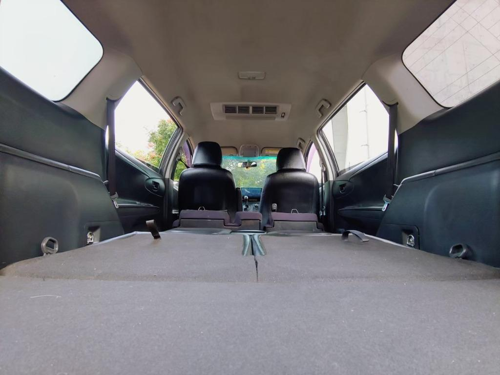 全台最便宜 實車實價 正2012 TOYOTA 二代WISH 7人座 全額貸款 找錢車 非自售 一手車