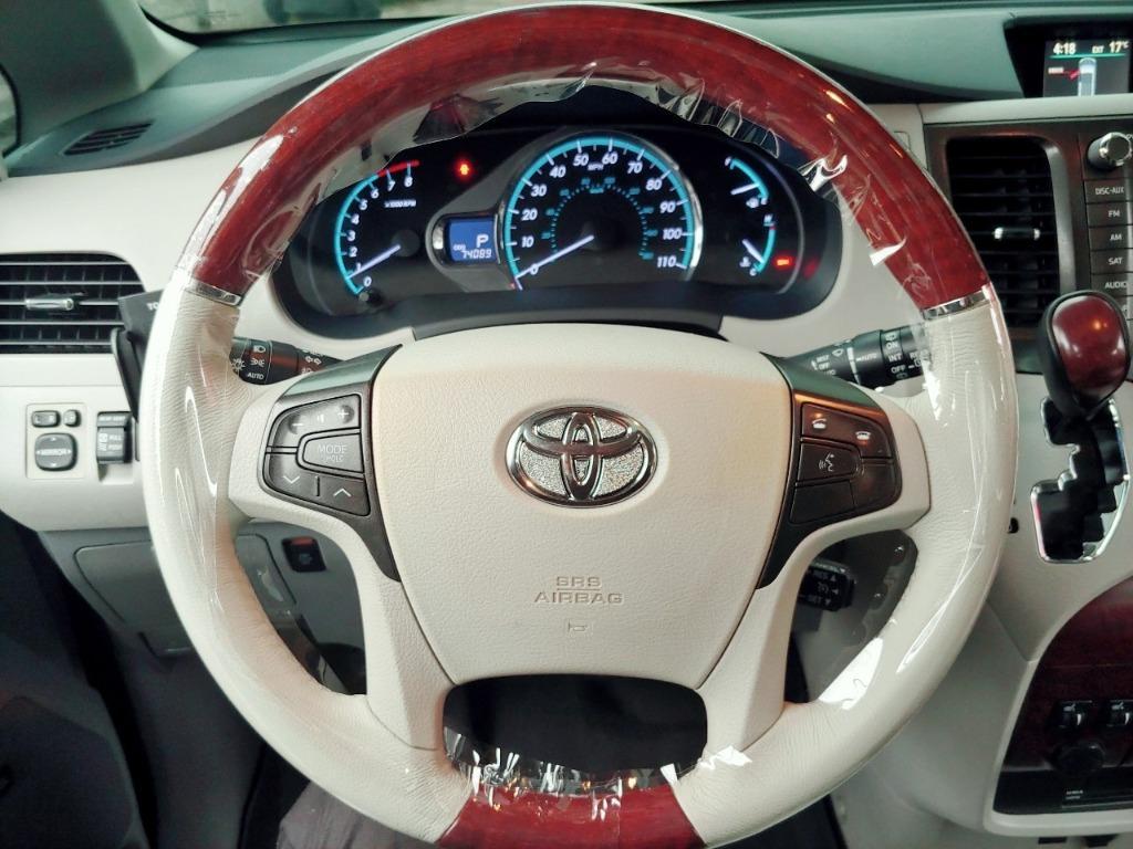 全台最便宜 實車實價 正2013 最新款SIENNA 稀有運動外型 曜石黑 全額貸款 找錢車 非自售 一手車