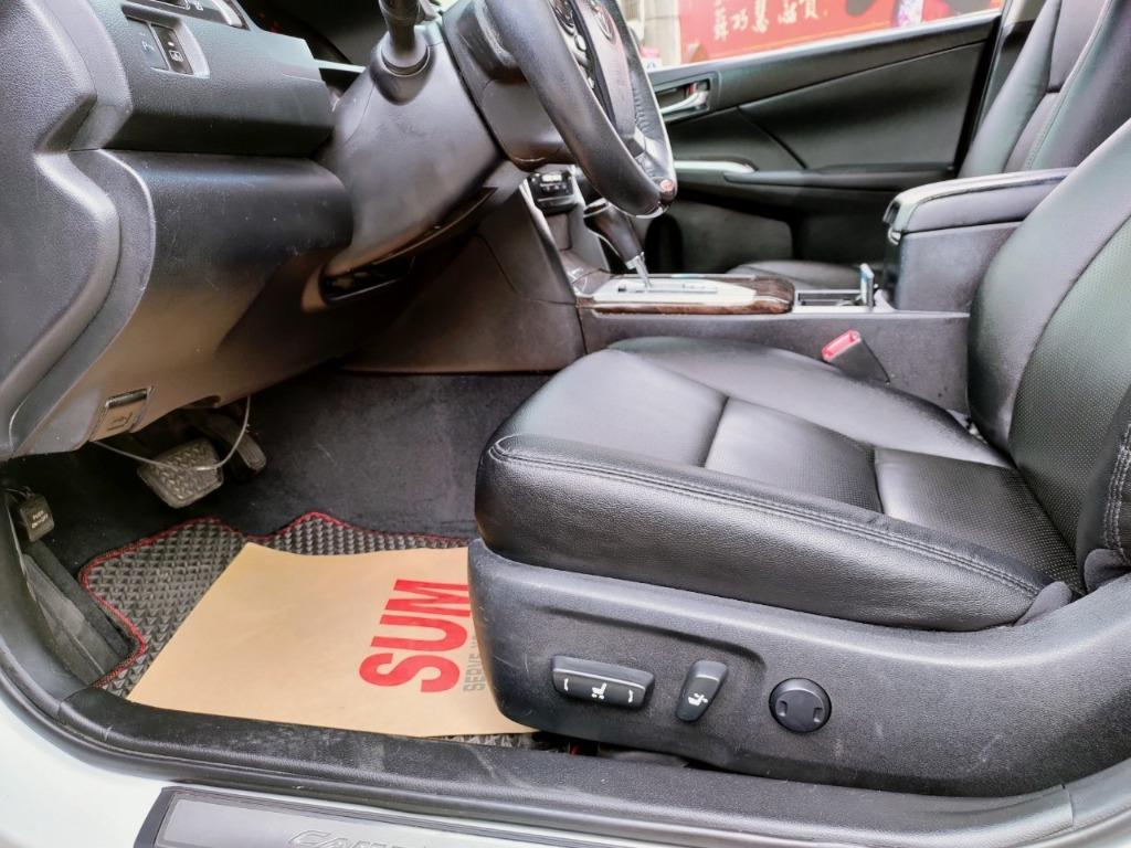 全台最便宜 實車實價 正2013 TOYOTA CAMRY 2.5 Hrbrid 全額貸款 找錢車 非自售 一手車