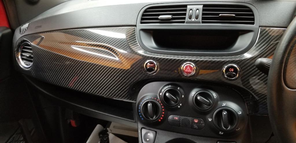 Alfa Romeo ABARTH  695 BIPOSTO  Auto