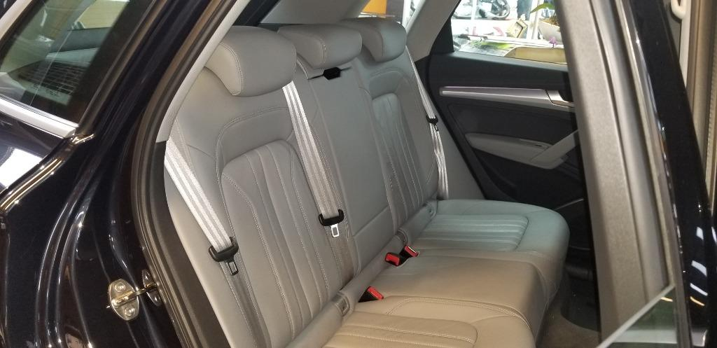 Audi Q5  45 TFSI Quattro S line Auto