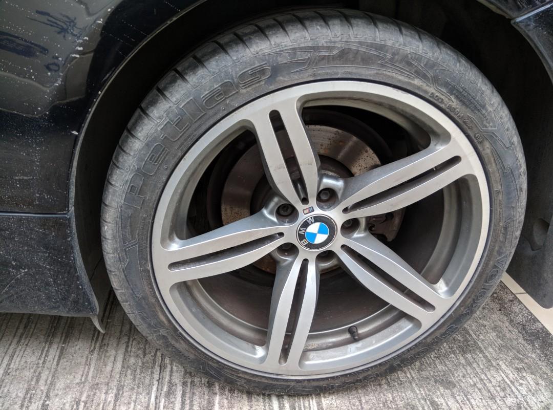 BMW 630i Coupe (A)
