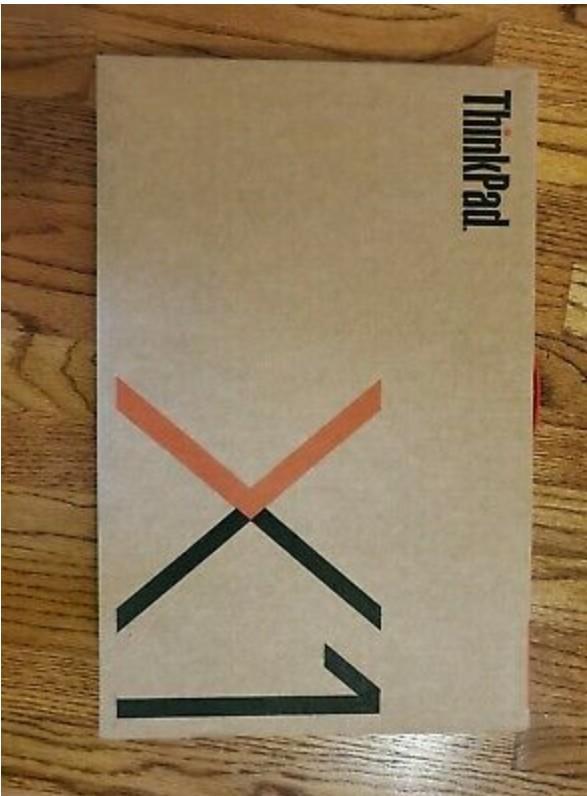 "Brand New Lenovo ThinkPad X1 Carbon 14"" i7-8565U Processor 1080P 16GB RAM 512GB SSD"