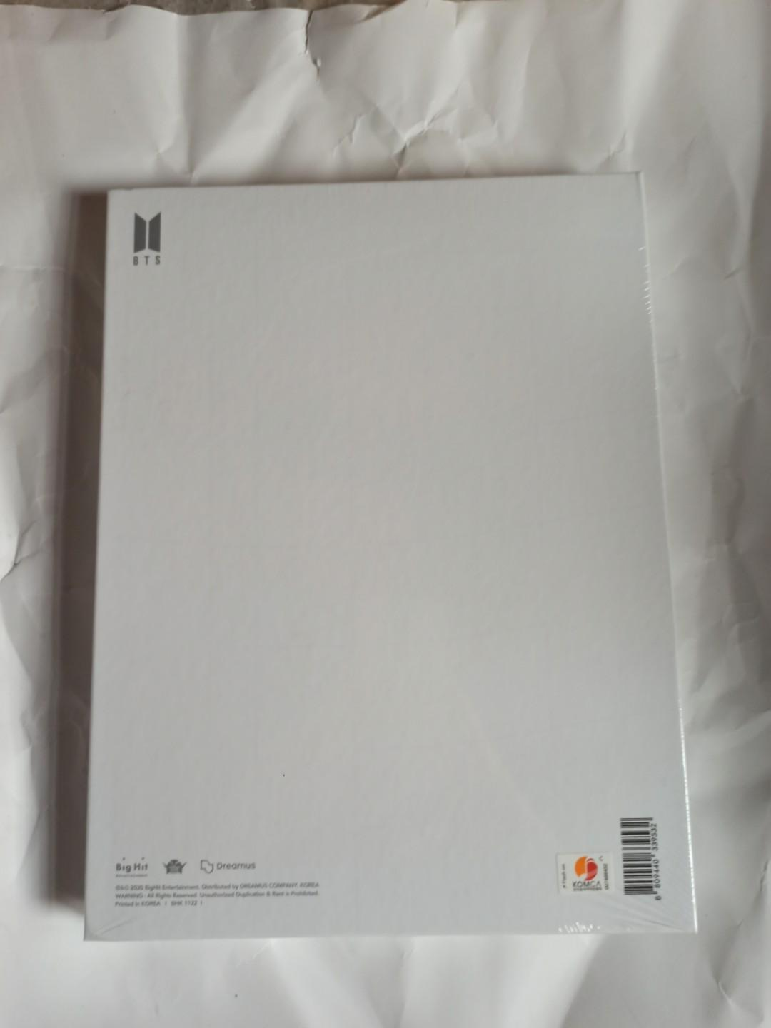 BTS - MAP OF THE SOUL VER 3 (WITHOUT PO GIFTS (READYSTOCK-SEALED)