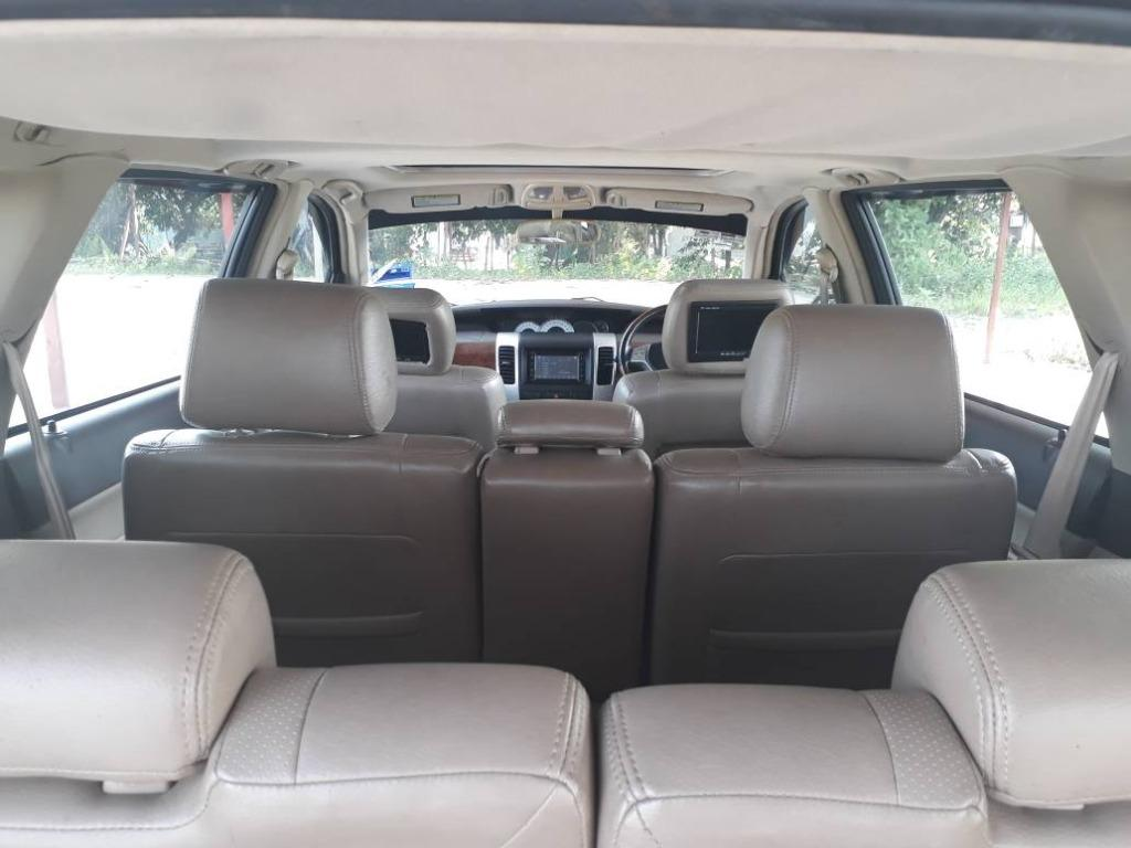 CHERRY EASTAR 2.0 AT VVT ORIGINAL PAINT,LEATHER,DVD,TOUCH SCREEN SUN ROOF