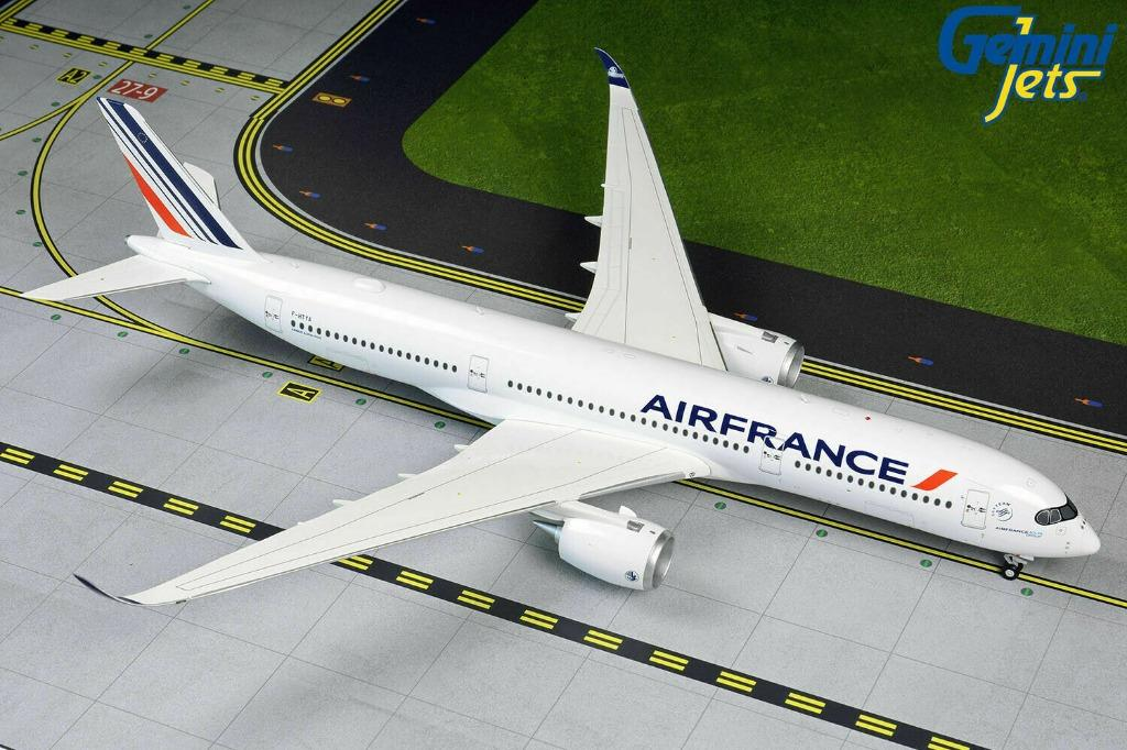 Gemini Jets 1:200 Scale Air France Airbus A350-900 G2AFR867