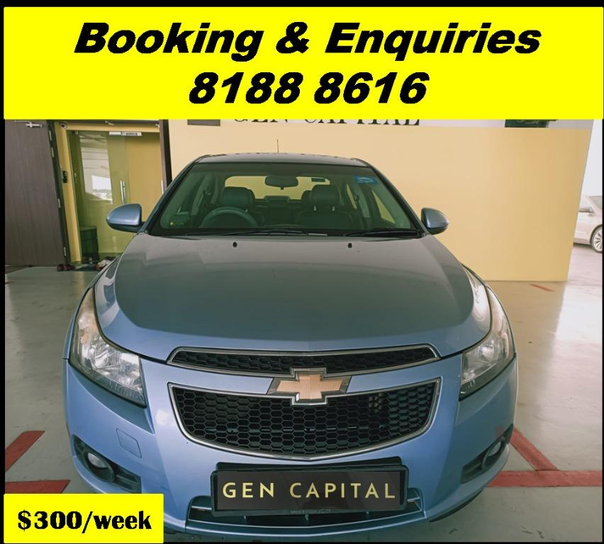 HAPPY TUESDAY!! Best thing comes in pairs. Get your family, relative, friends to rent together to enjoy further discounts with 2 free days rental!! $500 Deposit driveoff immediately. Whatsapp 8188 8616 now!