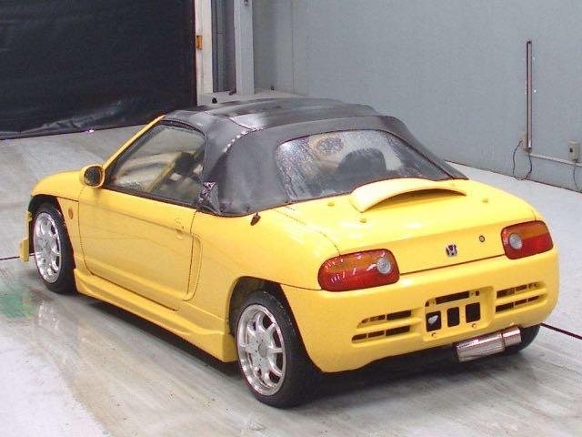 Honda BEAT   Manual