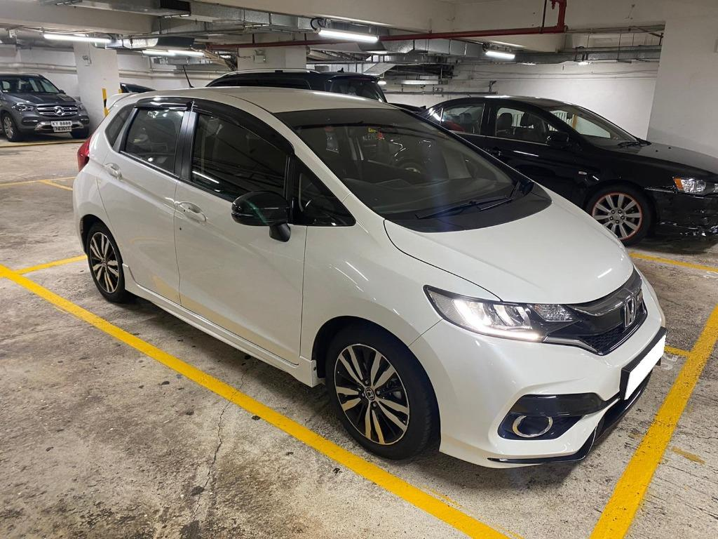 Honda Jazz 1.5 RS Hatchback (A)