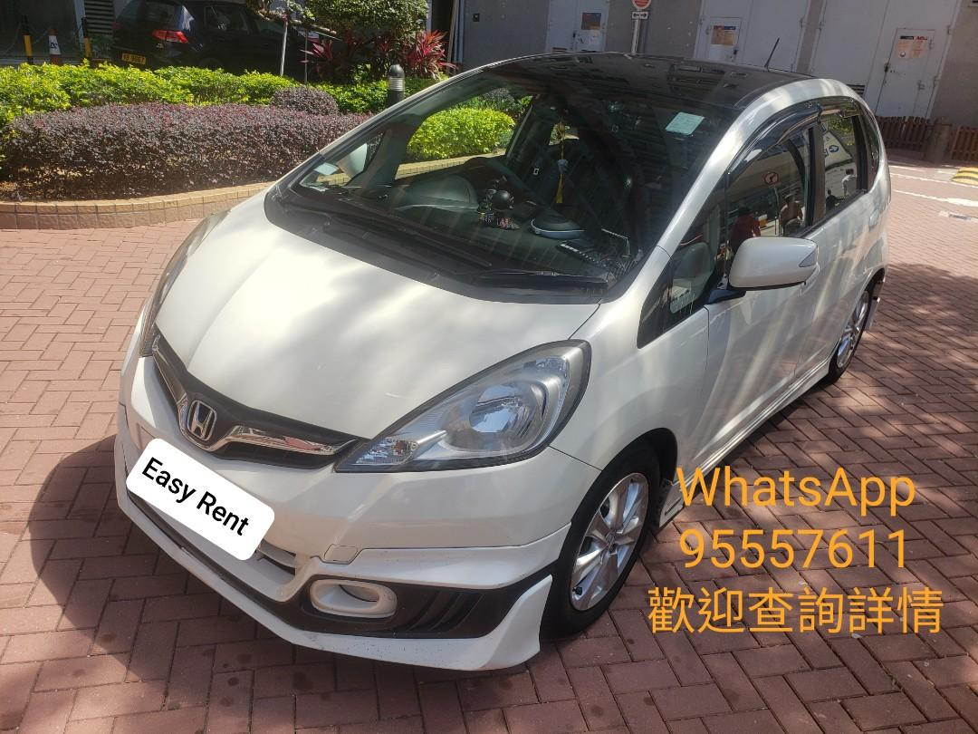 Honda Jazz 2013 Hatchback Auto