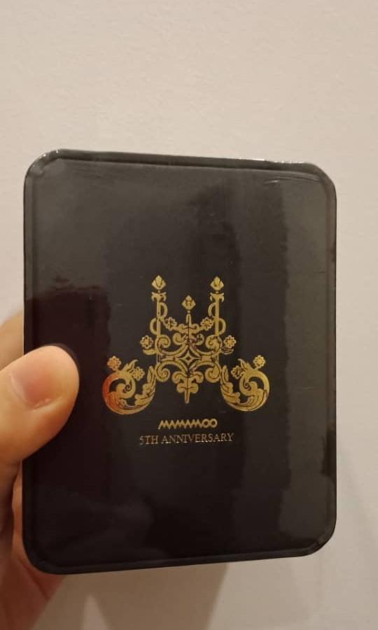 MAMAMOO 5th ANNIVERSARY COMMEMORATION POCKET WATCH