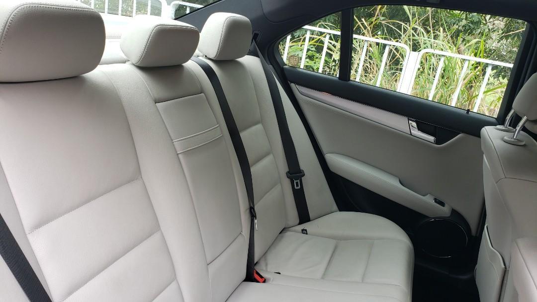 Mercedes-Benz C250 Estate CGI BlueEfficiency Auto