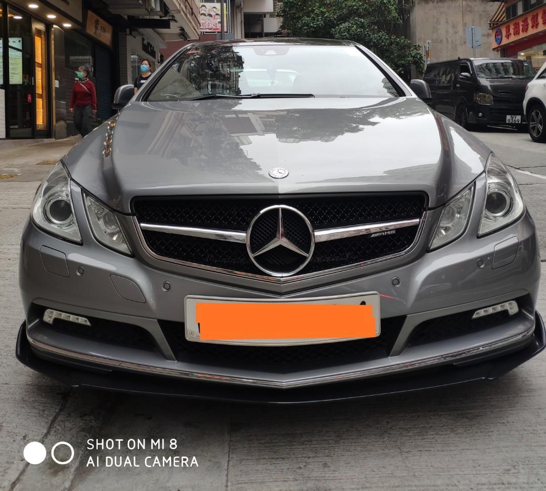 Mercedes-Benz E350 Coupe Auto