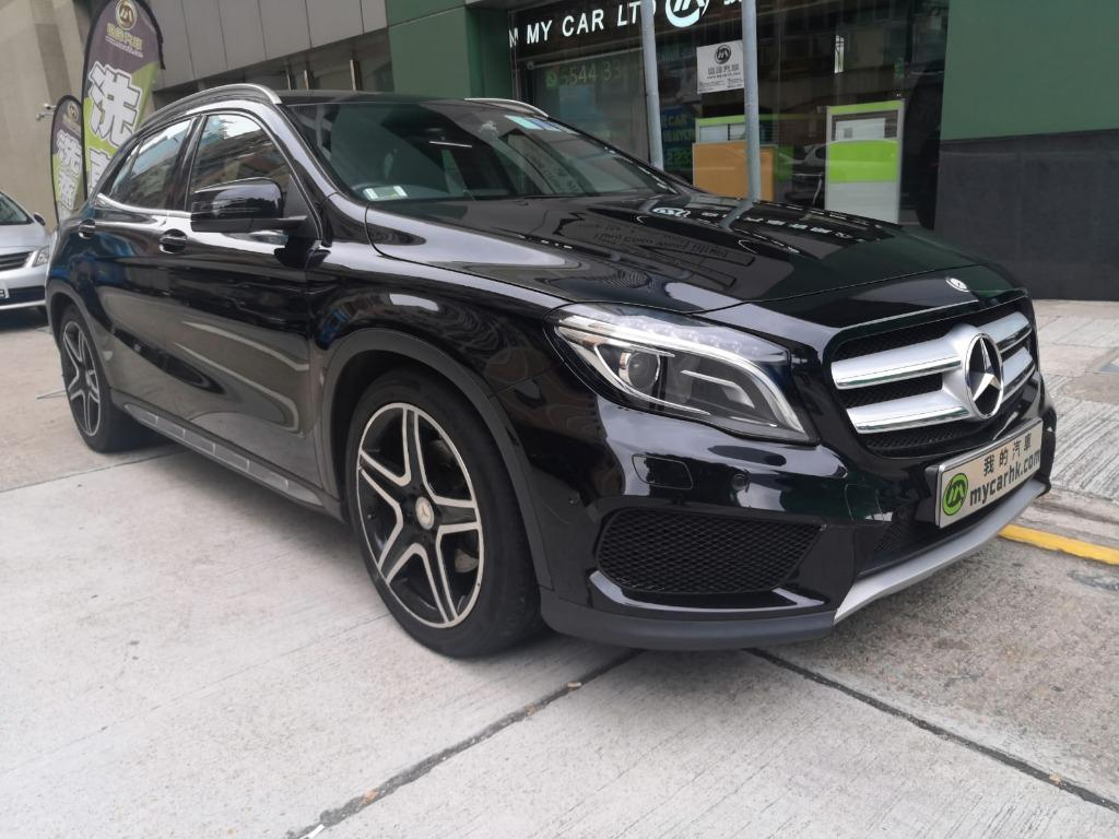 Mercedes-Benz GLA250 4Matic (A)