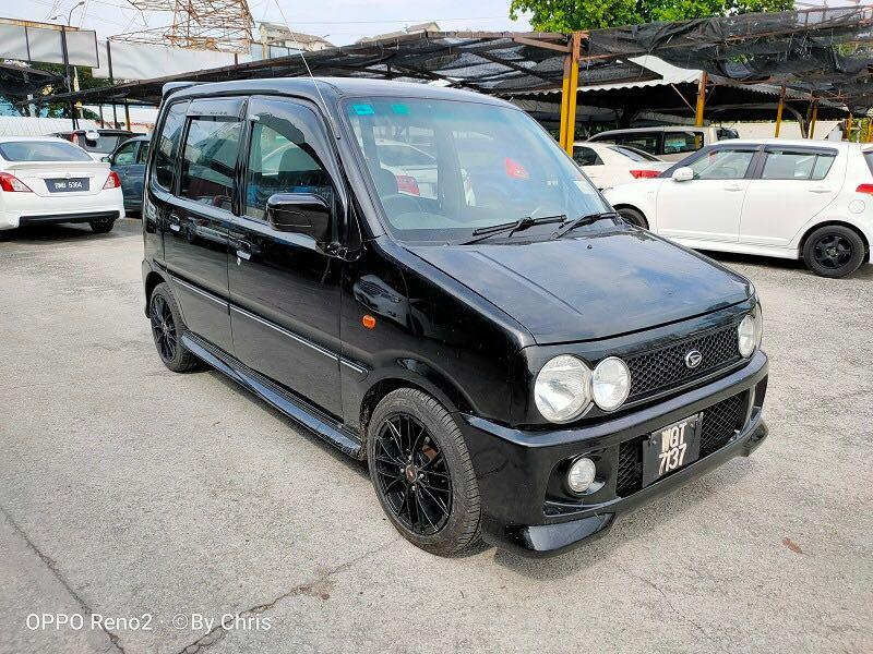 PERODUA KENARI 1.0 EZ RS (A) FULL BODY , CASH ONLY