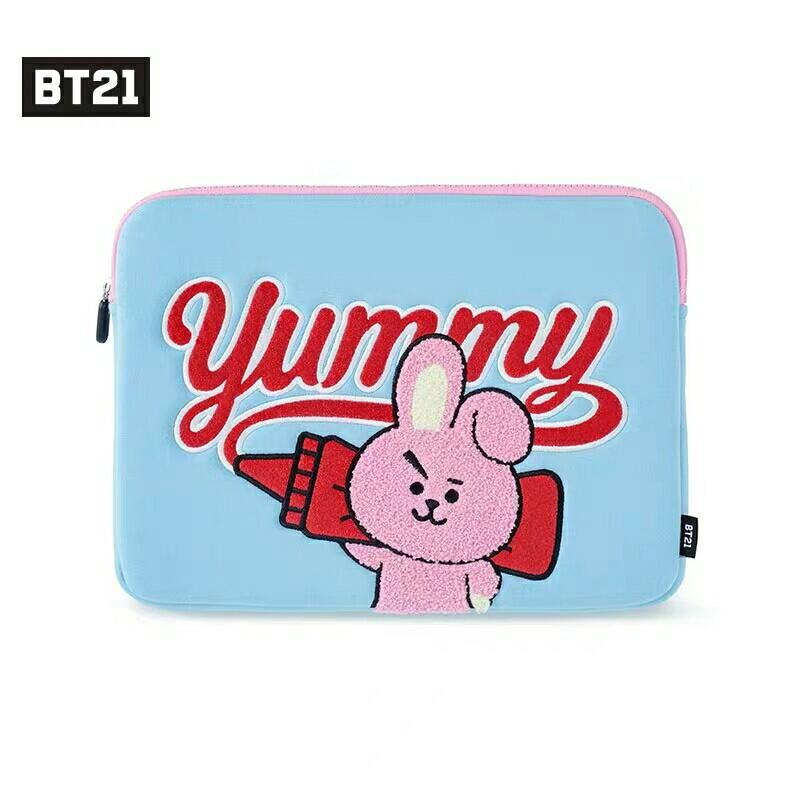 [PREORDER] BTS BT21 Character Laptop Case Protector