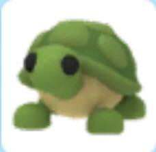 Roblox Last Robux Adopt Me Pets Turtle Legend Pet 19 Toys Games Video Gaming In Game Products On Carousell