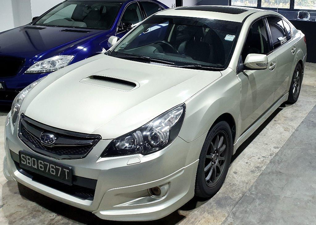 subaru legacy 25 gt sedan a cars cars for sale on