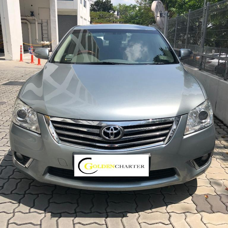 Toyota Camry For Rent ! Gojek   Grab   Personal   PHV