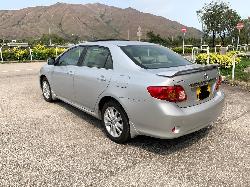 Toyota Corolla Deluxe Auto