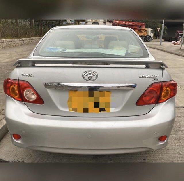 Toyota Corolla GLi Auto