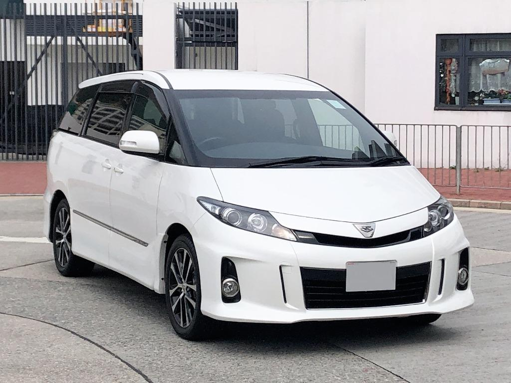 Toyota    ESTIMA AERAS S FACELIFT 2.4   2015 Auto