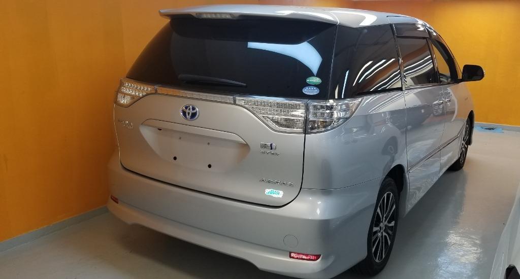 Toyota Estima Areas Hybrid Auto