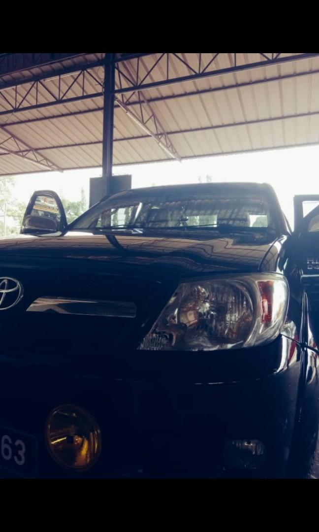 Toyota Vigo For Let Go.Cash only!Serious Buyer Only