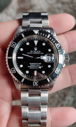 Rolex Submariner 16610LN With Certificate