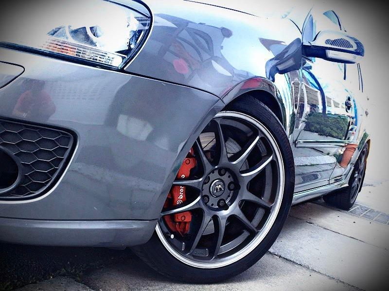 2005年 VW GTI 2.0 黑灰
