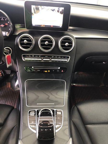 2016 Benz GLC300 AMG