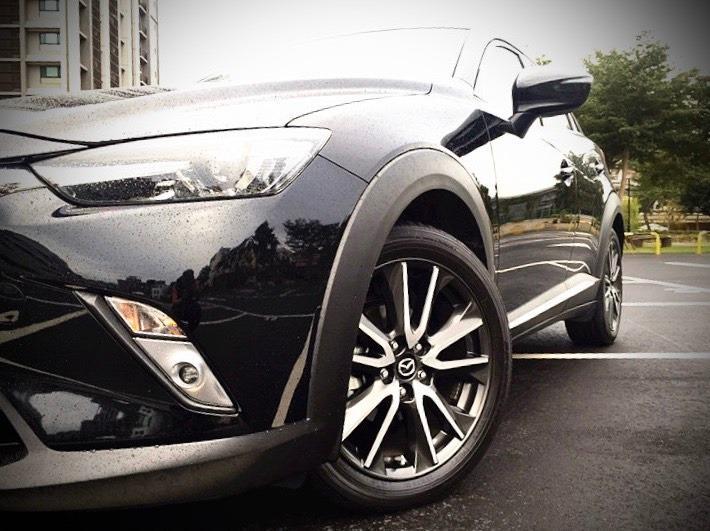 2016年 Mazda CX-3 2.0 鐵灰