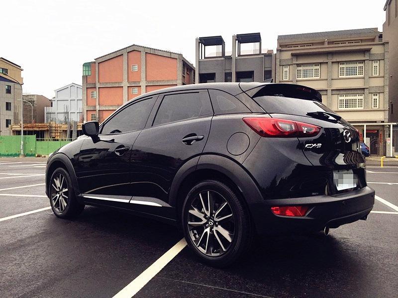2016/Mazda/CX-3/2.0cc/黑